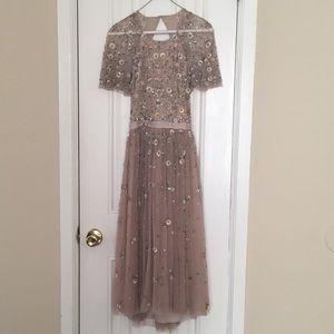 NWT Needle & Thread Comet Dress